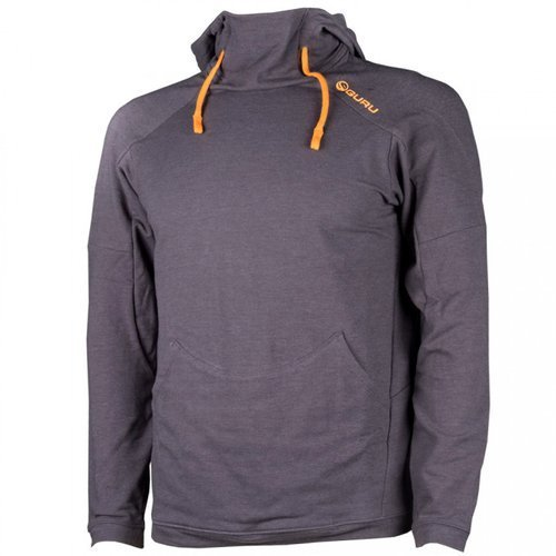 Guru Charcoal Lightweight Hoody Large