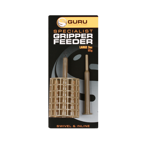 Guru Gripper Feeder 4oz large