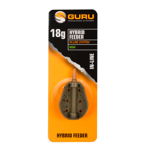 Guru In-Line Hybrid Feeder Medium 42g