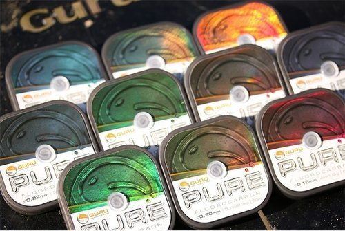 Guru PURE Fluorocarbon 0.25mm