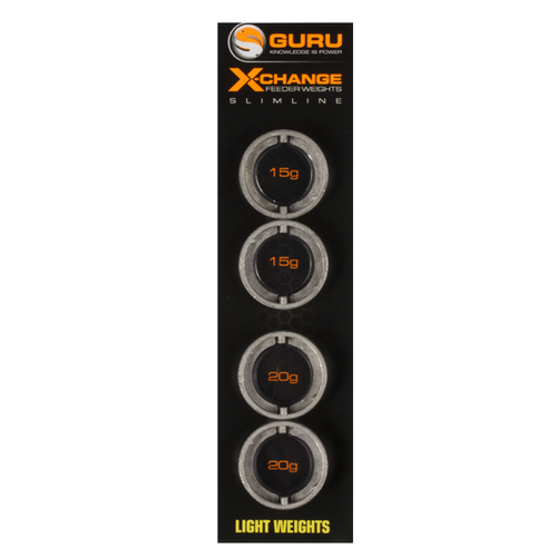 Guru Slimline X-Change Feeder - Medium Spare Weight